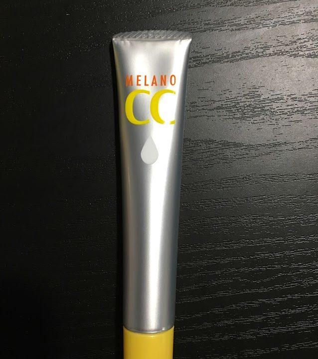 メラノCCの美容液がニキビ、ニキビ跡にオススメな理由