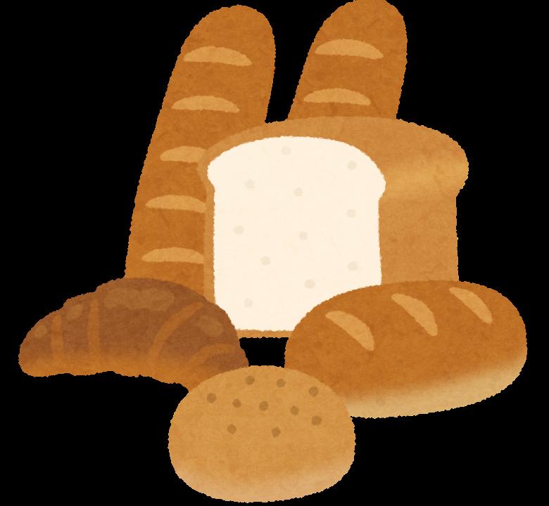 全粒粉パンは健康にいいって本当?調べてみた