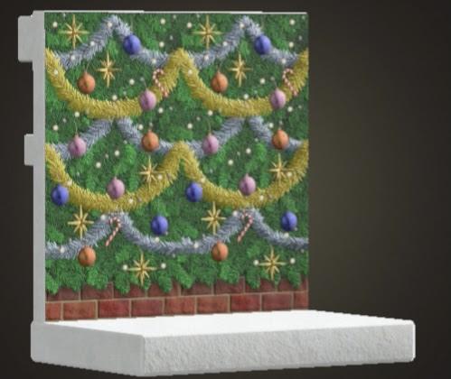 クリスマスなかべ